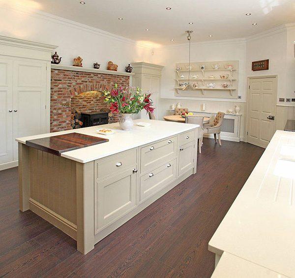 Contemporary Cream Kitchen